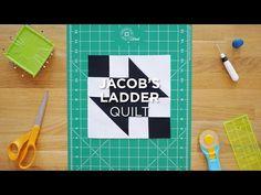 Quilt Snips Mini Tutorial - Jacob's Ladder | Missouri Star Quilt Company - YouTube | Bloglovin'