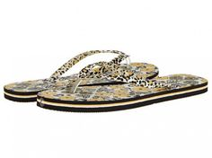 VERA BRADLEY Flip Flops Go WIld $29.99 SHIPPED FREE~~~ALSO FREE LOCAL DELIVERY NOW AVAILABLE WITHIN 10 MILES OF SANTA MONICA, CALIFORNIA ZIP CODE 90404~~~ MANY SIZES AVAILABLE