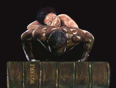 Black Couple Art, Black Love Art, Black Girl Art, Black Love Quotes, Black Art Painting, Black Artwork, African American Artist, African Art, African Beauty
