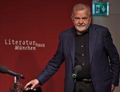 Rüdiger Safranski im Literaturhaus München #litmuc15 © Juliana Krohn