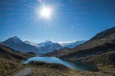 Bachalpsee, Grindelwald First, Switzerland