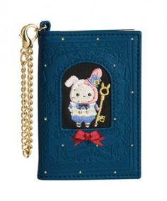 Sentimental Circus Alice Themed Coin/Card Case