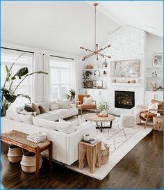 Living Room Goals, Living Room Decor Cozy, New Living Room, My New Room, Living Room Interior, Living Room Ideas, Open Living Rooms, Living Room Neutral, Living Room Layouts