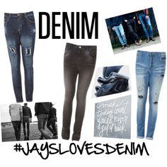 #JAYSLOVESDENIM Mens Fashion Denims