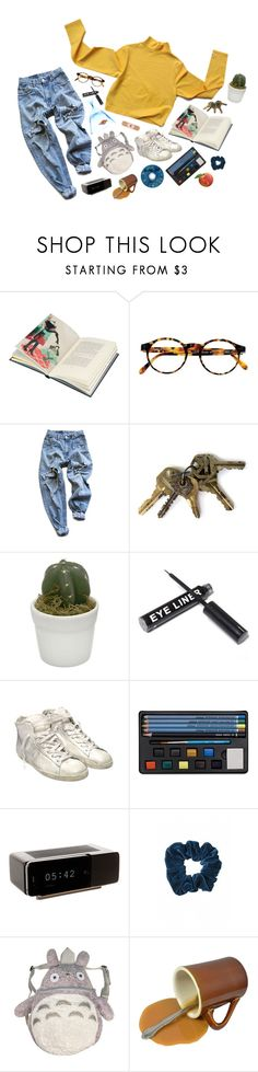 wherever you are by kampow on Polyvore featuring Levi's, Golden Goose, François Pinton, Garden House, Tiffany & Co. and Jonas Damon