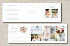 Wedding Photography Price List by Bittersweetdesignboutique on Creative Market