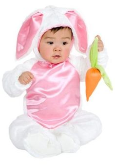 This toddler baby bunny costume is a sweet bunny rabbit costume for infants and toddlers. Get this toddler bunny costume for Easter and for Halloween. Easter Costumes For Kids, Bunny Costume Kids, Bunny Halloween Costume, Newborn Halloween Costumes, Rabbit Costume, Toddler Costumes, Baby Costumes, Halloween 2014, Halloween Ideas