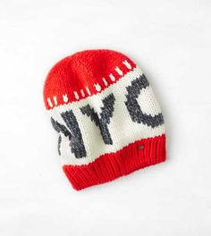 AEO Women's Intarsia Beanie from American Eagle Outfitters. Saved to Outfits. Shop more products from American Eagle Outfitters on Wanelo. Yarn Bombing, Love Hat, Mens Outfitters, Secret Santa, Aeo, Little Gifts, Stocking Stuffers, Gifts For Friends, Lounge Wear
