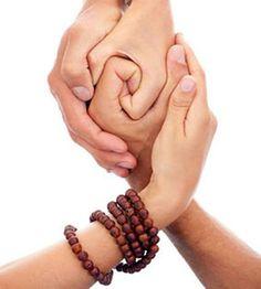 Couples Meditation Wrist Mala Sets Meditation Focus by BeWellGifts
