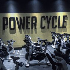 POWER CYCLE, indoor spin studio, Brazil indoor spinning studio, custom designed Stages SC3 bikes, custom designed logo, custom designed flywheels, custom designed indoor cycling studio, Custom Indoor Cycles, Andrew Sandoval, spin, spinning, hand-weight racks, Brazil Cycling, custom designed hand-weight holders, best painted bikes in the world