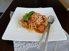 Albertos Spaghetti mit Meatballs, ein tolles Rezept aus der Kategorie Pasta & Nudel. Bewertungen: 140. Durchschnitt: Ø 4,7.