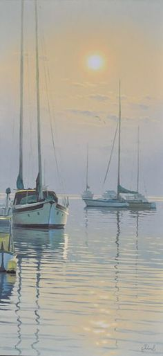 Adamow Alexis ~ Boats