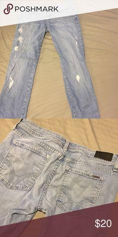 Bebe jeans Bebe skinny light jeans size 27 bebe Jeans Skinny
