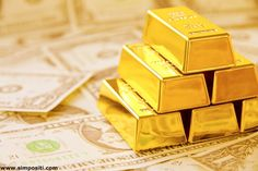 Many people invest their money in gold. #gold #money