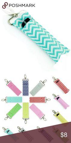3 for $18 keychain lip balm chapstick holder! Adorable keychain chapstick holder! Accessories