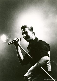 Depeche Mode - Live Photos From The Singles Tour - 1998 (photos by Michaela Olexova)