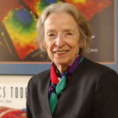 Katharine Gebbie was perhaps the only research director anywhere to have had four Nobel Prize winners in physics reporting to them at the same time.