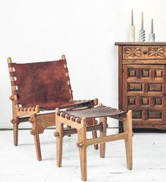 Fumador Series - Lounge and Ottoman