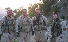 Matthew G. Axelson, James E. Suh, & Michael P. Murphy Never Forget Operation Redwing, 06/28/05 Operation Enduring Freedom Navy SEAL Foundation
