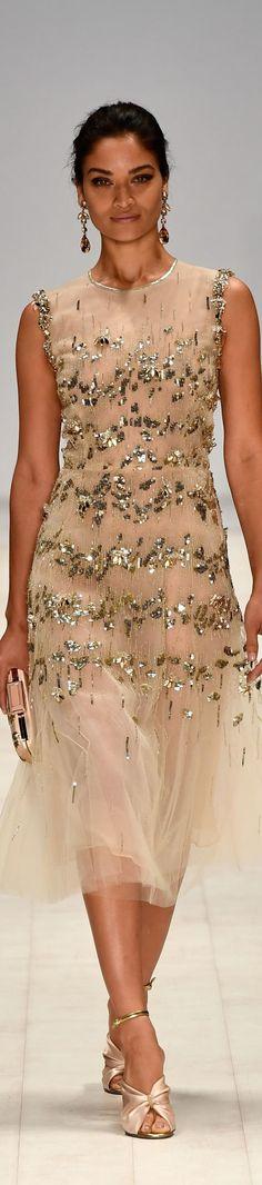 Oscar de la Renta resort 2017, Mercedes Benz Fashion Week Australia ♕BOUTIQUE CHIC♕