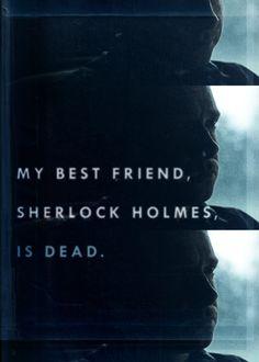 I believe in John Watson. #Sherlock