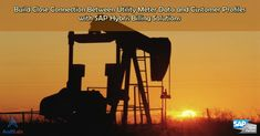 Premium Thick-Wrap Canvas Wall Art Print entitled Oil Well Pump at Sunset Gas Company, High Touch, Consulting Firms, Oil And Gas, Blockchain, Cryptocurrency, Wall Art Prints, Public, Challenges