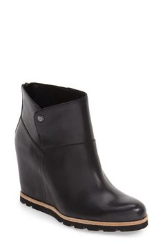 c352d8a90e8 UGG®  Amal  Wedge Boot (Women) available at  Nordstrom Wedge Ankle