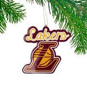 Los Angeles Lakers Big Logo Ornament
