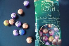MOSER ROTH – Mini Schokoladenkugeln