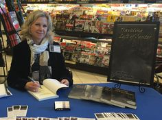 Booksigning at Barnes & Noble in Mentor, OH