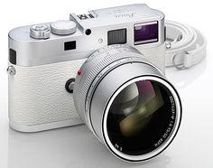 Leica M9 – White Limited Edition