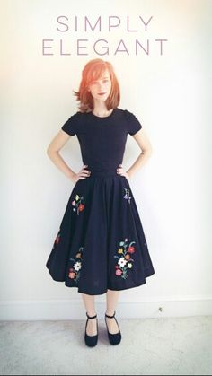 Elegant design fashion