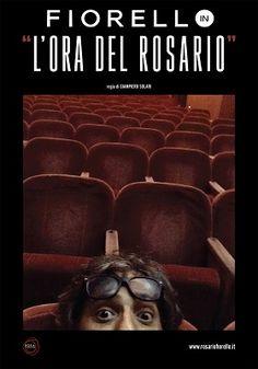 """Fiorello al Teatro Massimo di Pescara con """"L'Ora del Rosario"""""""