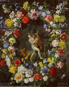 Filippo Lauri (1623-1694) - Pan e Siringa