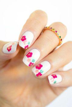 15 Cute Spring Nails and Nail Art Ideas!