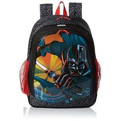 Pre School Backpack for Little Boys Star Wars Darth Vader Kids Bag Softside NEW #PreSchoolBackpack #Backpack