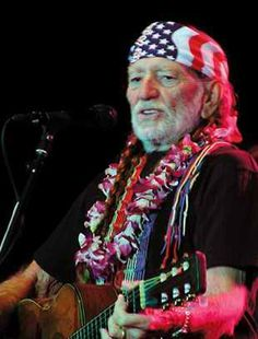 Willie Nelson, cutest old man ever