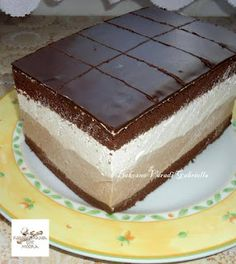 Hungarian Desserts, Hungarian Cake, Hungarian Recipes, Cookie Recipes, Dessert Recipes, Sweet Recipes, Food Photography, Food And Drink, Yummy Food