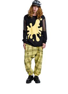 Daniel Palillo SS14 #ss14 #fashion #acolyth #acolythstore #danielpalillo #yellow
