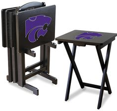 Use this Exclusive coupon code: PINFIVE to receive an additional 5% off the Kansas State University TV Trays at SportsFansPlus.com