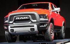 2016 New Dodge Ram 1500
