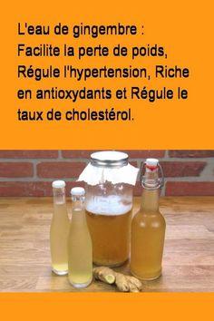 Comment préparer l'eau de gingembre : Le meilleur moyen de perdre du poids #Eau #Gingembre #Poids #Perdredupoids #Comment #Meilleur #Preparer #Prepare #Perdre #Pare #Reparer