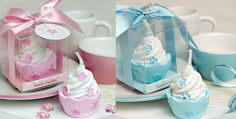 Cupcake Birthday Party Baby Shower Scented Candle Favor Gift  16091907