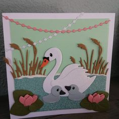 Marianne Design Cards, Punch Art, Die Cutting, Landscapes, Paper Crafts, Kids Rugs, Paisajes, Scenery, Kid Friendly Rugs