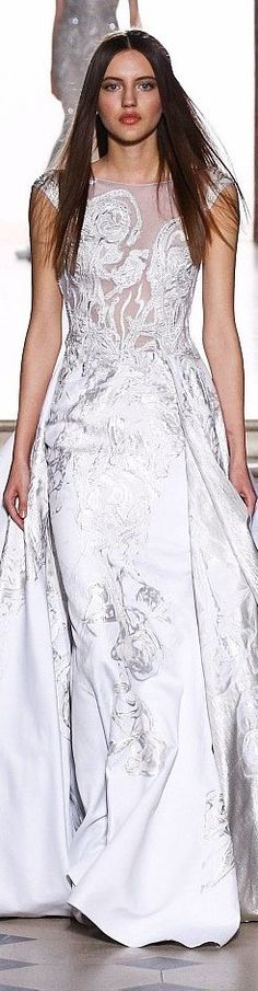 Tony Ward couture 2016 spring summer