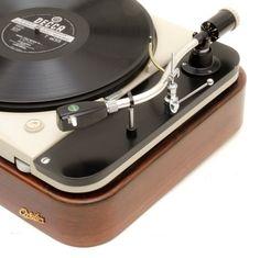 Thorens TD 124 / Ortofon SMG 212 - www.remix-numerisation.fr - Numérisation Transfert restauration audio
