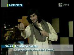 ▶ Franco Fanigliulo - A me mi piace vivere alla grande (1979) - YouTube