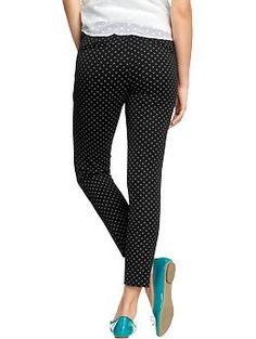 $35 w/ 25% off = $26 Women's The Diva Skinny-Ankle Pants | Old Navy