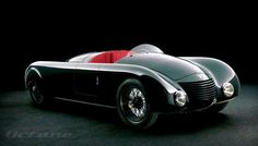Alfa Romeo 6C 2300 Aerodynamica Spider
