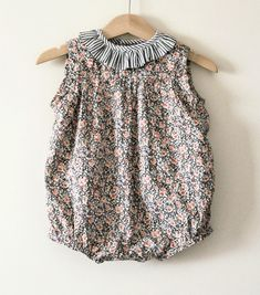 maker*land.: Clownie romper.